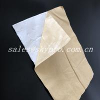 Self Adhesive Rubber Insulation Sheet Cover Aluminum Foil Butyl Rubber Manufactures