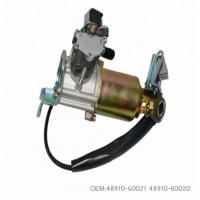 Portable Rear Air Compressor For Air Ride Suspension 4891060021 4891060020 Manufactures