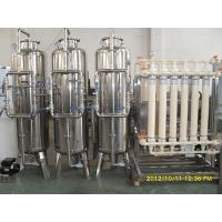 10.75kw Electric Driven Water Purifying Machine One Stage RO Water Purifier Manufactures