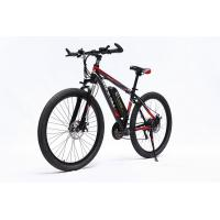 Green Power 26 Inch Electric Moutain Bike , Retro Electric Bike With 36v 250w Drive Motor Manufactures