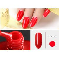 Customized Beauty SPA UV LED Gel Nail Polish With Private Label No Odor Manufactures
