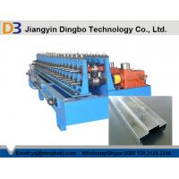 Buy cheap High Speed Steel Door Frame Roll Forming Machine With CE And ISO Certification from wholesalers