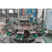 Small Scale Automatic Water Bottle Filling Machine For PET Bottle 330ml - 1500ml Manufactures