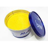 Quality SGS ROHS UV LED Ink 385-395nm Wavelength For Plastics And Tinplate Substrates for sale