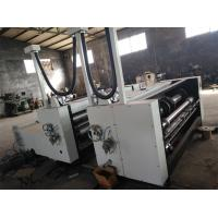Corrugated Box Printing Machine Printer Slotter Die Cutter Stacker Production Line Manufactures
