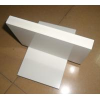 Anti Moisture Sintra PVC Foam Board , Flame Resistant Foam Board For Kitchen Cabinet Manufactures