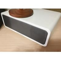 Quality 230V 30W Wooden Portable Bluetooth Speaker HI-FI Bass Sound With Micro USB for sale