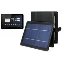 Folding Removable 5 Watts Powerful USB Ipad Solar Charger Case Battery for Ipad1 / Ipad2 Manufactures