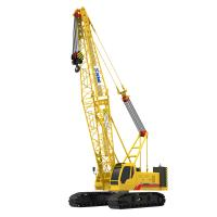 Quality XCMG 75 Ton Telescopic Boom Truck Crane / XGC75 Boom Lenthg New Crawler Crane for sale
