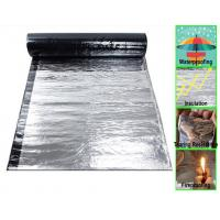 Self Adhesive Bituminous Membrane with Aluminium Foil, +80℃ to -25℃, for ten years Manufactures