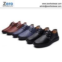 2014 new men's Leather shoes Cow Split shoes provide OEM/ODM buy leather shoes A401 Manufactures