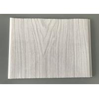 Waterproof Solid PVC Wall Panels For Restaurant Interior Wall Decoration Manufactures