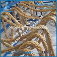 ropes the highest breacking strength ropes with UHMWPE yarn material Manufactures