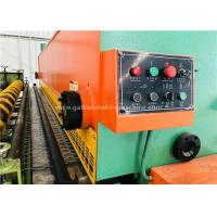 Retaining Walls Gabion Mesh Machine LNWL57-100-2 With Solutions Erosion Control Manufactures
