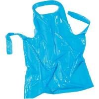 Surface Smooth Adult Disposable Aprons / Water Resistant Kitchen Apron Manufactures