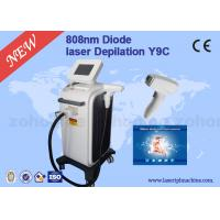 """China 8.4"""" Touch LCD Display Laser Permanent Hair Removal Machine Big Spot Size on sale"""