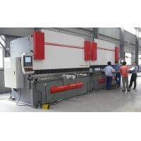 High Accuracy Sheet Metal Hydraulic Shearing Machine CNC Press Brake with Italy CNC System Manufactures
