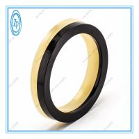 NOK Hydraulic Cylinder Oil Seal , Various Size Pom  Rubber Adjuster Oil Seal Manufactures