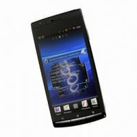 Touchscreen Phone, Supports GPS, Wi-Fi and Android System Manufactures