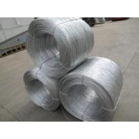 China Electric Hot-Dipped Galvanized Iron Wire aircraft cable wire binding Fence wire on sale