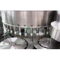 China 3 In 1 Auto Beverage Filling Machine Stainless Steel For Mineral Water Bottling Line on sale