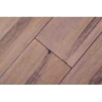 Pale  strand woven bamboo flooring Manufactures