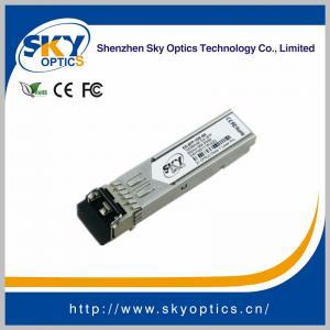 China 1000BASE SX SFP Transceiver Cisco Gigabit Ethernet GBIC SFP Modules on sale