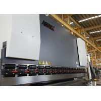 Accurl MB7-500Tx6000 MM Steel Press Brake Machine Estun E21 NC Control Manufactures