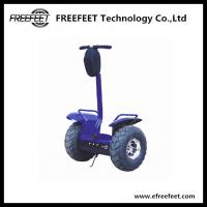 China high speed self balance tech Segway Electric Scooter , Motorized two wheeled segway on sale
