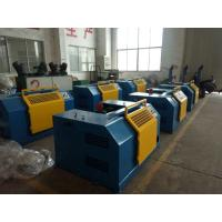 Ø3mm - Ø-1.5mm Bright Steel Wire Drawing Machine , Acid - Free Green Wire Pulling Machine Manufactures