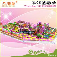 China Guangdong Cowboy Candy Theme Kids Indoor Play Structures for Supermarket on sale