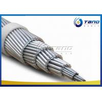 Buy cheap Corrosion Protection Bare AACSR Conductor For Power Transmission Lines from wholesalers