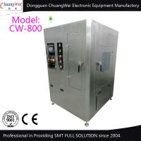 Hot Air Drying Mode smt cleaning equipment , Stencil Cleaner Machine with 7-15 Cycle Time Manufactures