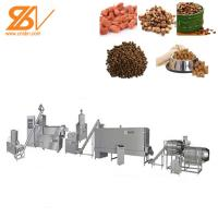 Pet Food Processing Machinery Rotary Moulder Soft Dog Biscuit Production Manufactures