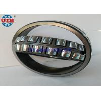 GCR15 Chrome Steel Cylinder Roller Bearing , Double Row Spherical Roller Bearing Manufactures