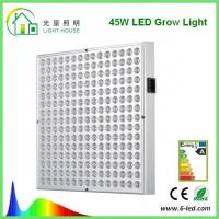 Surface Mounted LED Panel Grow Light With 50~60Hz Frequency , 50000 Hour Life Manufactures