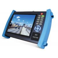 Quality HD Multi-functional CCTV Tester 7 Inch With IP Address Search for sale