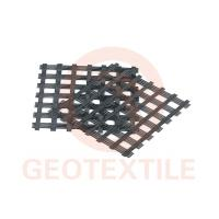 China Road Reinforcement Geogrid And Geotextile , PET Concrete Reinforcing Mesh on sale