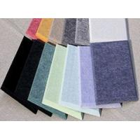 Eco Friendly Polyester Felt Fabric Acoustic Absorption Panels for Cinema Manufactures