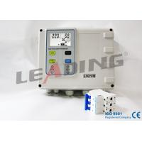 Low Noise Pressure Booster Pump Controller With Segment LCD Display Manufactures