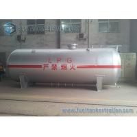 Customization 20CBM LPG Storage Tank For LPG Filling Station Manufactures