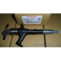 Denso fuel injector 095000-5550 with high quality Manufactures