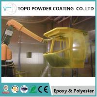 Nontoxic Easy Coat Powder Coating , 3mm Flexibility RAL 1004 Alloy Wheel Coating Manufactures