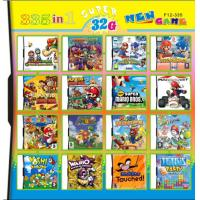 335 in 1 335in one Multi games Card for DS/DSI/DSXL/3DS Game Console Manufactures