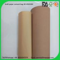 China BMPAPER High quality products fluting and testliner paper for packaging ma for cement bags on sale