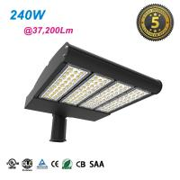 240 Watt LED Tennis Court Lighting / 155LPW Stadium Led Sports Lighting Manufactures