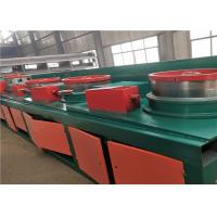 China Steel Wire Straight Line Metal Wire Drawing Machine Automatic Continues Dry Type on sale