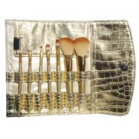 China Professional Make Up Brush Golden Beauty Needs For cosmetic powder on sale