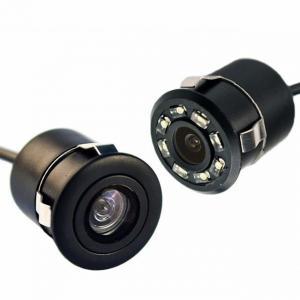 China 60mA Power Rear View Camera Kit , Automotive Backup Camera HD Color COMS Image Sensor on sale