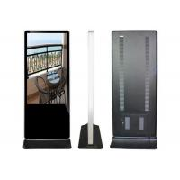 Android Electronic Floor Stand Digital Signage / Free Standing Digital Signage Manufactures